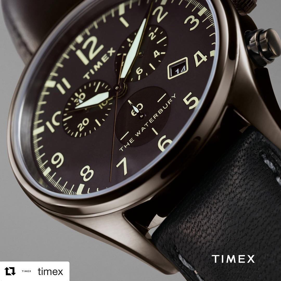 a2af3baded97 Waterbury World Time 43mm Stainless Steel Watch - Timex US