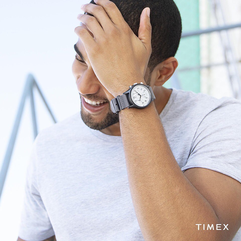 7f3b26f0f70f Show us how you wear your  Timex